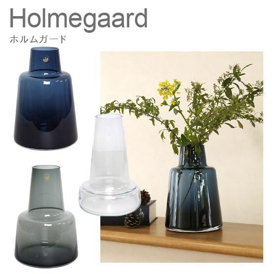 ホルムガード フローラ ガラス花瓶 H24 おしゃれなフラワーベース 選べるデザイン Holmegaard 24cm daily-3
