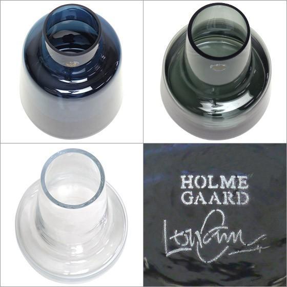 ホルムガード フローラ ガラス花瓶 H24 おしゃれなフラワーベース 選べるデザイン Holmegaard 24cm daily-3 02