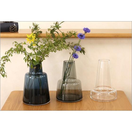 ホルムガード フローラ ガラス花瓶 H24 おしゃれなフラワーベース 選べるデザイン Holmegaard 24cm daily-3 03