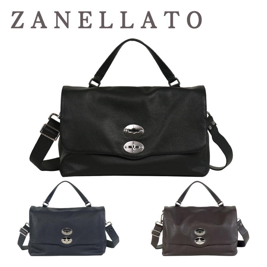 ZANELLATO POSTINA M+ MARCAPUNTO 36067 25 選べるカラー ショルダーバッグ 2WAY|daily-3