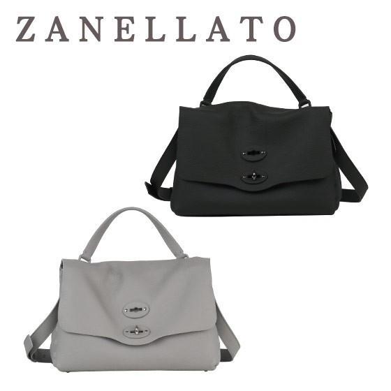 ZANELLATO POSTINA S PURA 6138 P6 ショルダーバッグ 2WAY ハンドバッグ 選べるカラー|daily-3