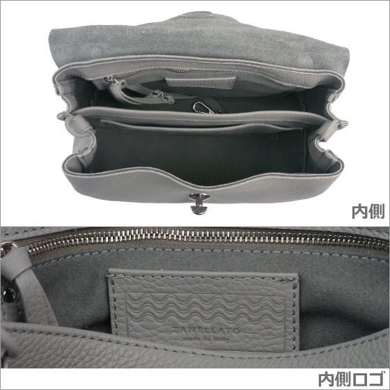 ZANELLATO POSTINA S PURA 6138 P6 ショルダーバッグ 2WAY ハンドバッグ 選べるカラー|daily-3|03