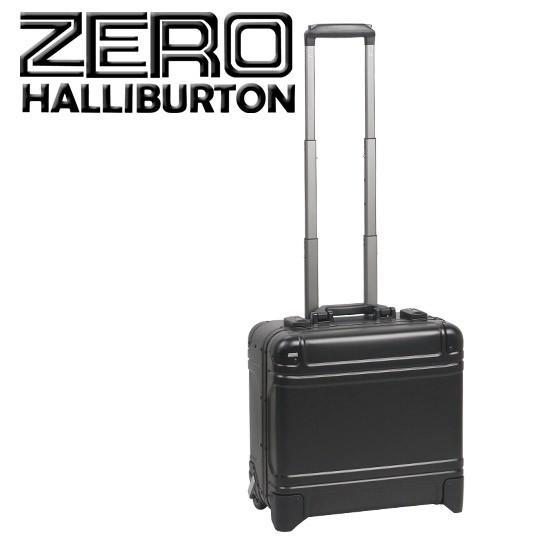 """ゼロハリバートン GEO アルミニウム 3.0 スーツケース・ビジネスケース 17"""" Wheeled Business Case ブラック 2輪"""