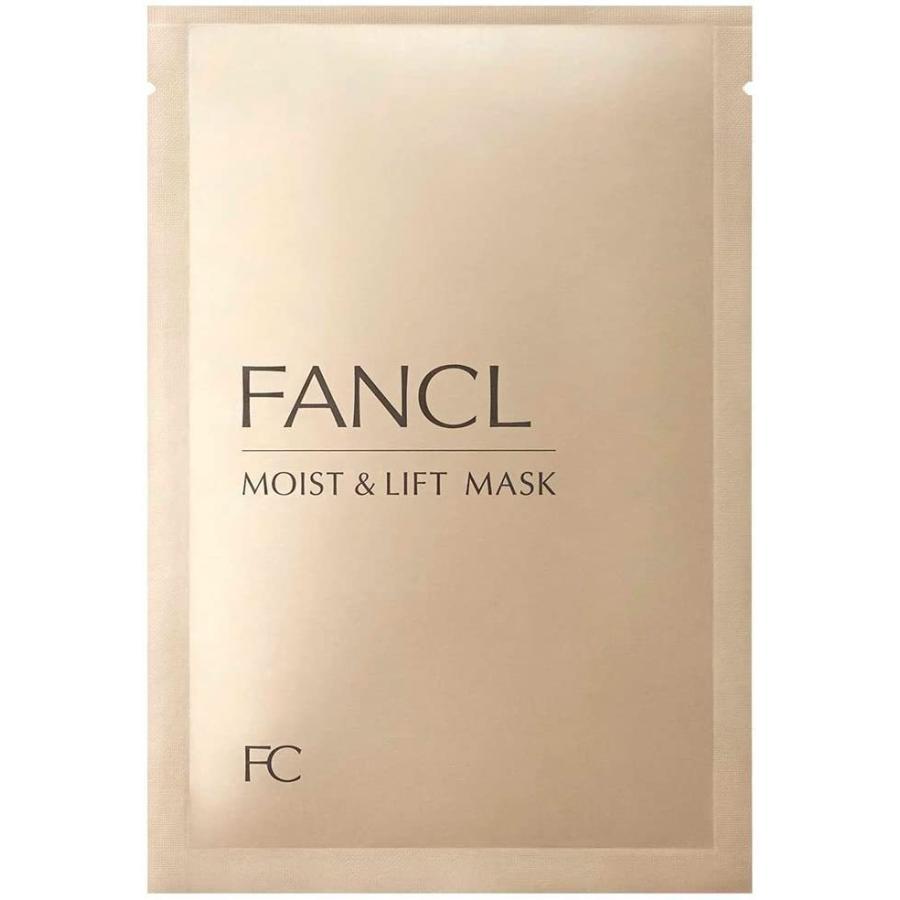 ファンケル (FANCL) モイスト&リフトマスク M&L マスク (28mL×6枚) 4908049335069|dairaku