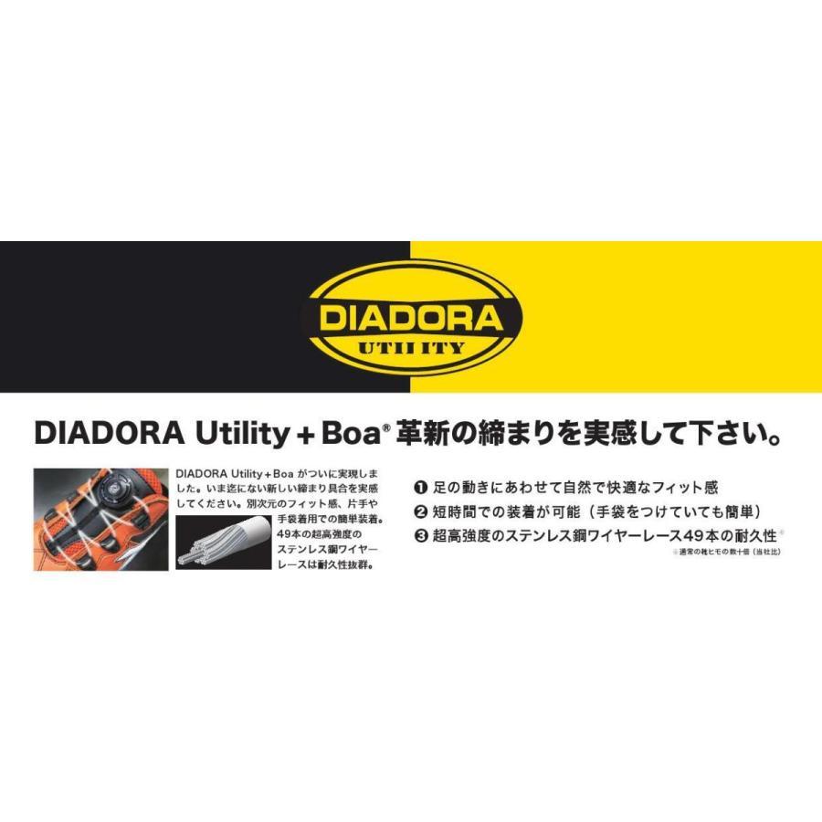 安全靴 ディアドラ フィンチ diadora BOA dairyu21 02