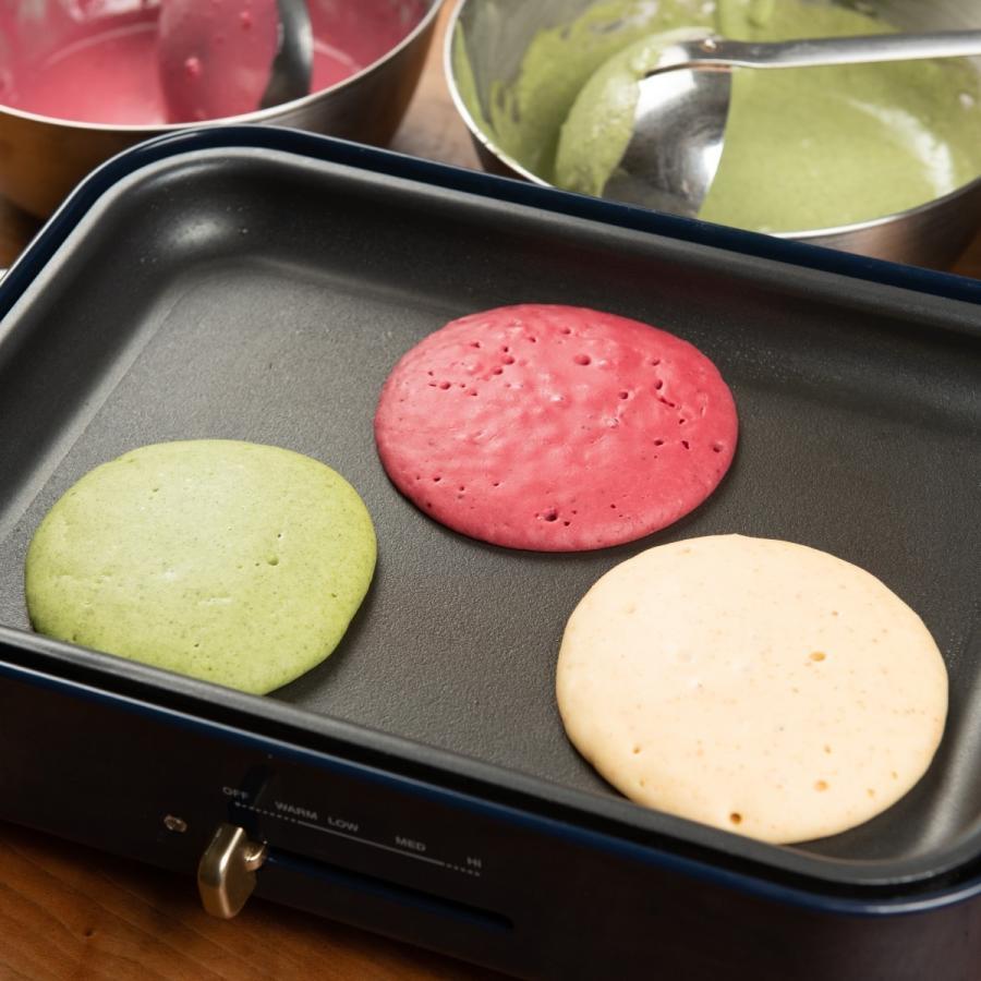 魔法のベジパンケーキ 選べる3袋セット 国産オーガニック野菜と米粉のパンケーキミックス グルテンフリー 送料無料 daisensmile 03