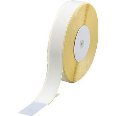 トラスコ中山 マジックテープ 糊付A側 幅50mmX長さ25m 白 TMAN-5025-W [A201201]