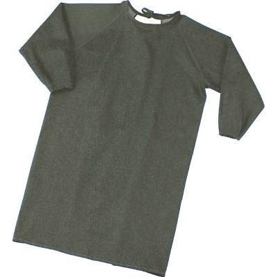トラスコ中山 パイク溶接保護具 袖付前掛け LLサイズ PYR-SMK-LL [A060503]