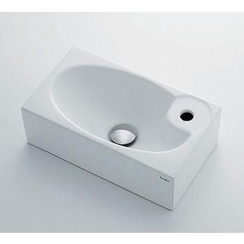 カクダイ KAKUDAI 【個人宅不可】 壁掛手洗器 No.493-084 [A150101]