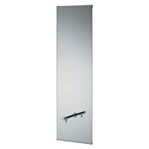 カクダイ KAKUDAI 化粧鏡(横水栓つき) No.207-550 [A150108]