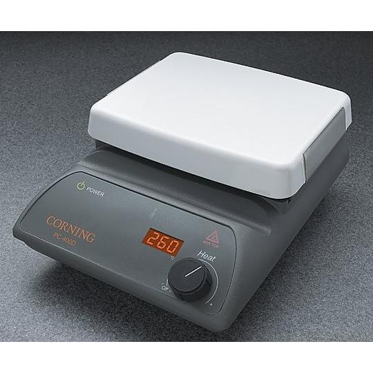 アズワン AS ONE デジタルホットプレート PC-400D 1-9456-01 [A100502]