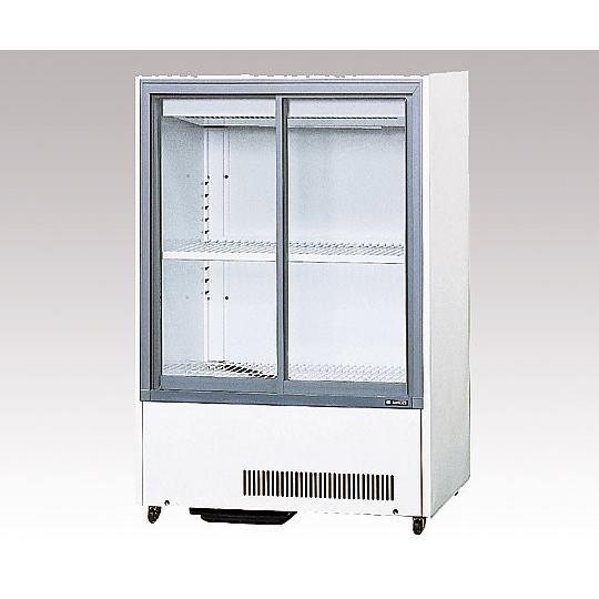 アズワン AS ONE 【個人宅不可】 冷蔵ショーケースMU-120XE 1-4459-06 [A100502]