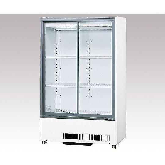 アズワン AS ONE 【個人宅不可】 冷蔵ショーケースMU-195XE 1-4459-07 [A100502]