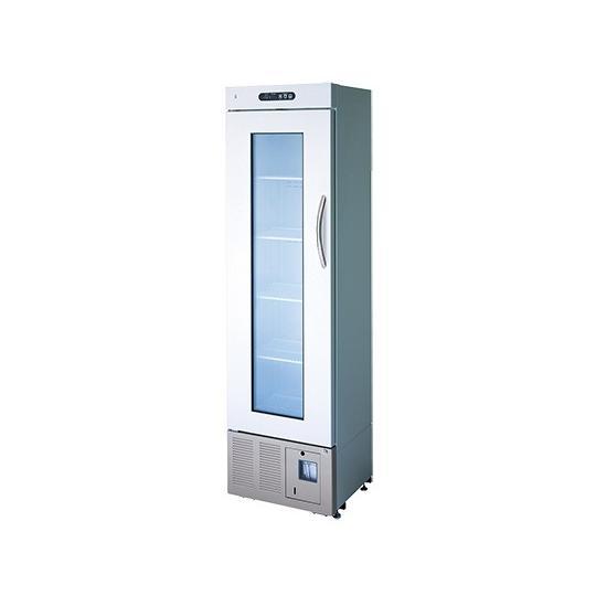 アズワン AS ONE 【個人宅不可】 冷蔵ショーケース FMS-400GH 1-5460-35 [A100502]
