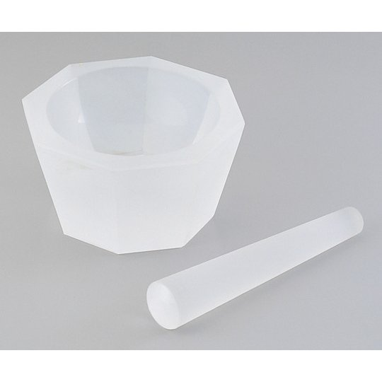 アズワン AS ONE 【代引不可】【直送】 石英ガラス製乳鉢 70×90×33 1-4221-04 [A100504]