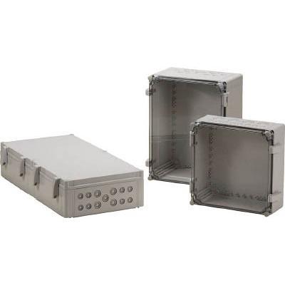 タカチ電機工業 開閉式ボックス WPCM306018G [A0517]