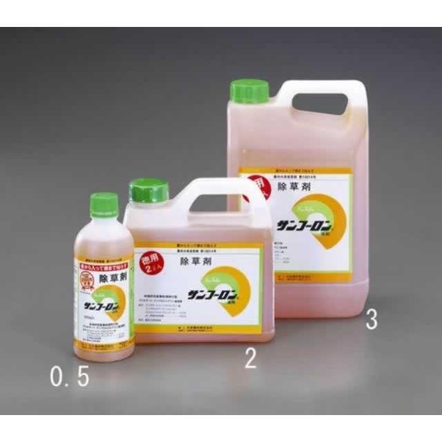 エスコ ESCO 5L 除草剤 EA913AC-3 [I270303]