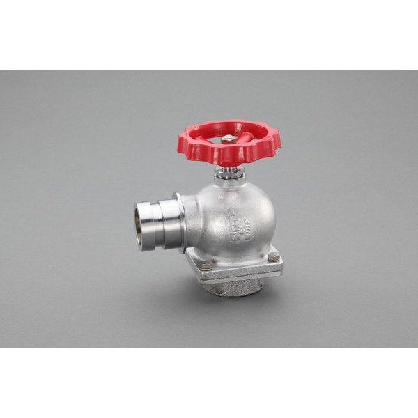 エスコ ESCO Rc 1 / 25A 散水栓(90゜ターニングバルブ) EA124LV-31 [I270303]