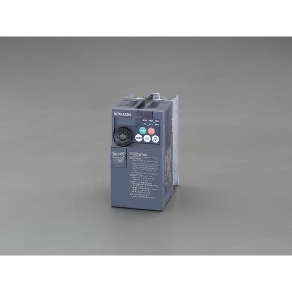 エスコ ESCO 200V/1.5 kw インバーター(3相モーター用) EA940MX-615 [I200207]