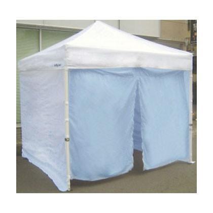 ミスタークイック 抗ウイルス加工テント 緊急医療用 [FT-11]  サイズW180×D180×インナー幕全高2350 送料無料 メーカー直送|daitobiso