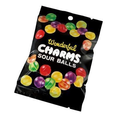 き CHARMS(チャームス) キャンディ サワーボール 袋入 45g×40袋