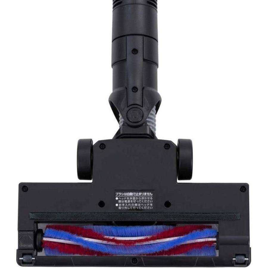 アイリスオーヤマ 掃除機 コードレス サイクロン スティッククリーナー パワーヘッド 2WAY 軽量 重量1.3kg 静音 ブラック SCD-141P-B daiyu8-y 05