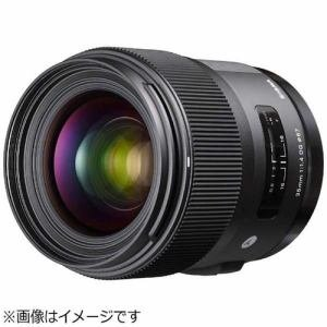 シグマ 交換レンズ AF35/1.4DGHSMカメラ:カメラアクセサリー:カメラレンズ