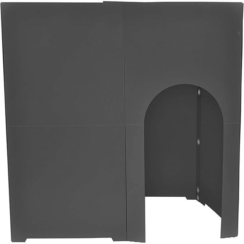 個室 パーテーション 間仕切り コシツダナ Koshitsu-Dana 簡単設置で自分だけの空間 軽量日本製 プラダン製 タチバナ産業|danbolu-honpo|12