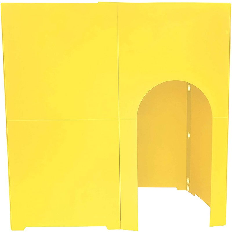個室 パーテーション 間仕切り コシツダナ Koshitsu-Dana 簡単設置で自分だけの空間 軽量日本製 プラダン製 タチバナ産業|danbolu-honpo|08