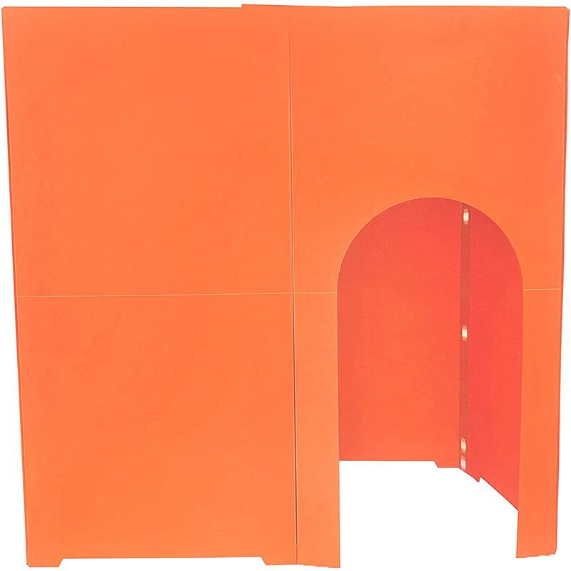 個室 パーテーション 間仕切り コシツダナ Koshitsu-Dana 簡単設置で自分だけの空間 軽量日本製 プラダン製 タチバナ産業|danbolu-honpo|09