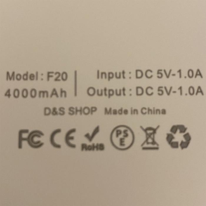 折り畳み式 ハンディファン モバイルバッテリー 首かけ ポータブル扇風機 静音 卓上扇風機 ポータブルミニファン ハンディーファン|dandsshop|18