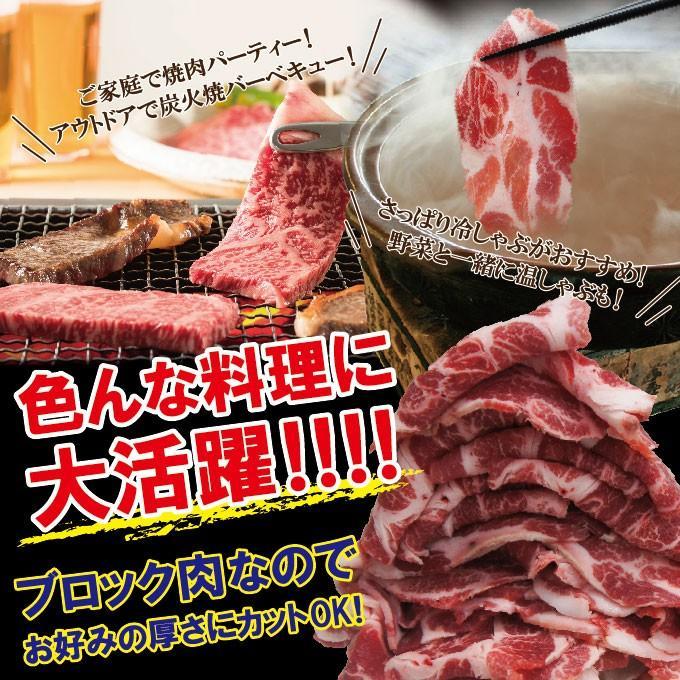 イベリコ豚ベジョータ匹敵1.4kg肩ロースブロック バーベキュー焼肉最適 dansyaku 06