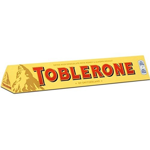 非常に高い品質 Cadbury Toblerone Milk 360g (Box of 10) of Cadbury - (Cadbury) 360g トブローンミルク360グラム(10の箱), セキチュー:909c7ed7 --- sonpurmela.online