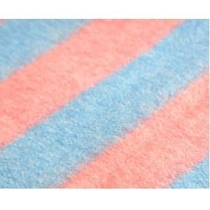 Army Blanket(blue×pink)|dapper-s-room|02