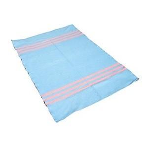 Army Blanket(blue×pink)|dapper-s-room|04