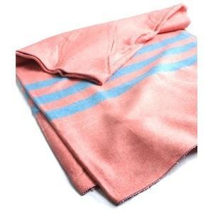 Army Blanket(pink×blue) dapper-s-room