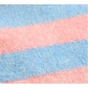Army Blanket(pink×blue) dapper-s-room 02