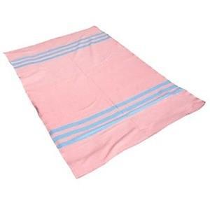 Army Blanket(pink×blue) dapper-s-room 03