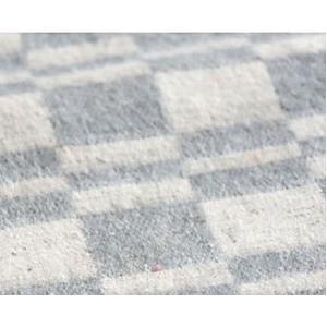 Army Blanket(white×gray)|dapper-s-room|02