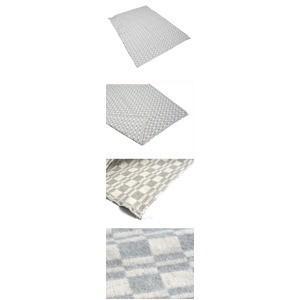 Army Blanket(white×gray)|dapper-s-room|05