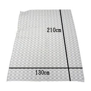 Army Blanket(white×gray)|dapper-s-room|06