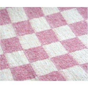 Army Blanket(white×red)|dapper-s-room|03