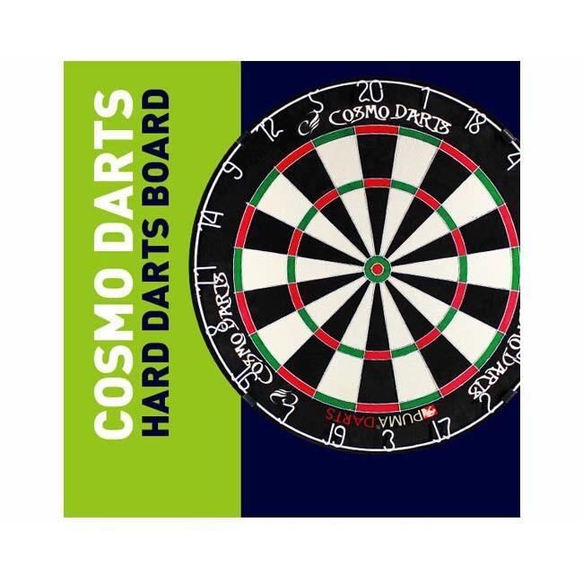 COSMO DARTS ハードダーツボード【コスモダーツ 13.2インチ HARD DARTS BOARD