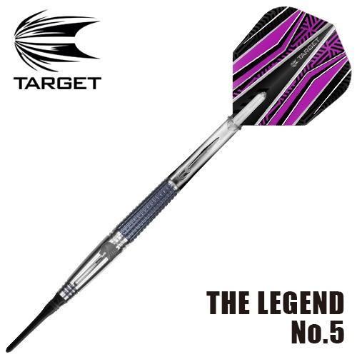 バレル TARGET THE LEGEND ザ・レジェンド ポールリム No.5 (ポスト便OK/9トリ)