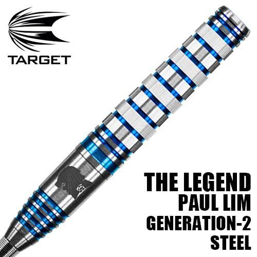 バレル TARGET THE LEGEND GEN-2 STEEL(ポスト便OK/9トリ)