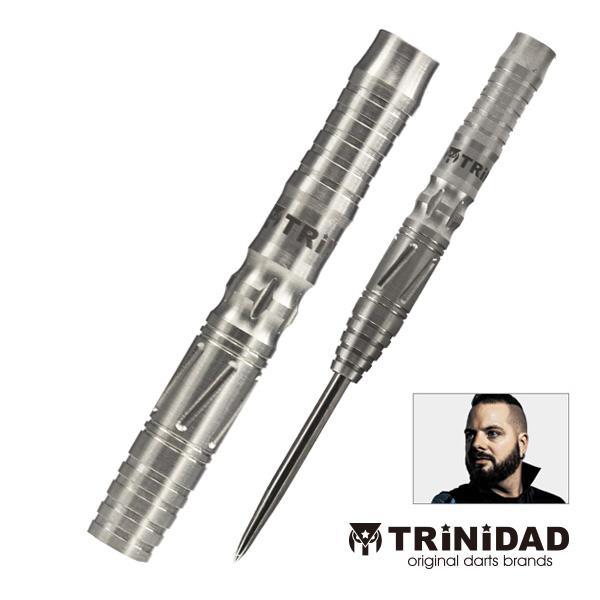 ダーツ バレル トリニダード プロ エイドリアン・グレイ 選手モデル TRiNiDAD PRO Adrian 2BA / Steel