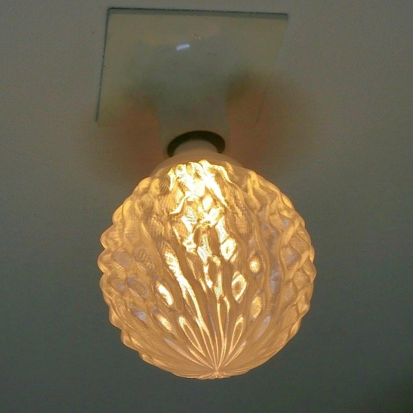 3Dデザイン電球 種類 Xing3 100W相当 サイズ18cm おしゃれに きらめき輝く 電球色 昼白色 裸電球 口金E26 大きい 大形 大型ボール球型LED電球|dasyn|07