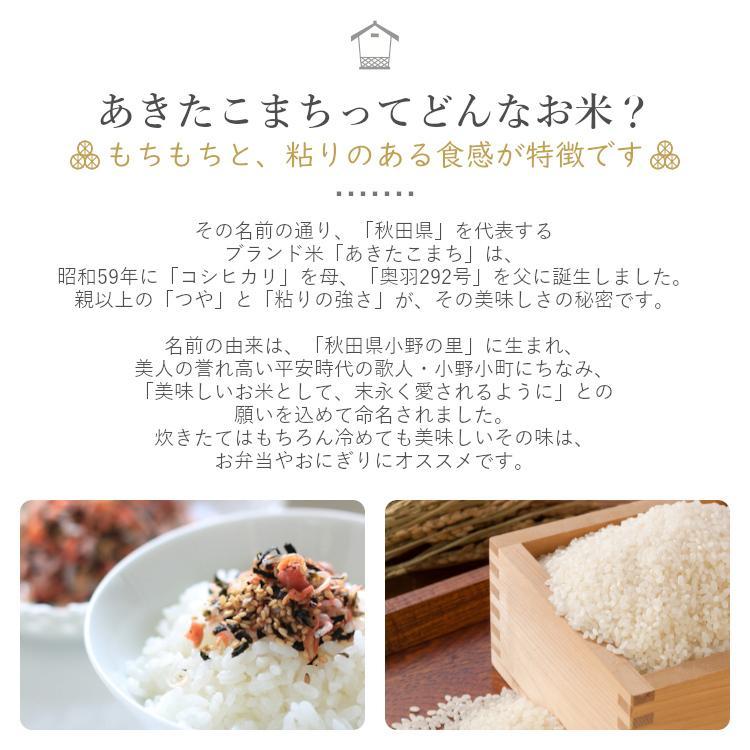 あきたこまち 玄米 30kg 秋田県産 令和2年産|datekura-takumi|08