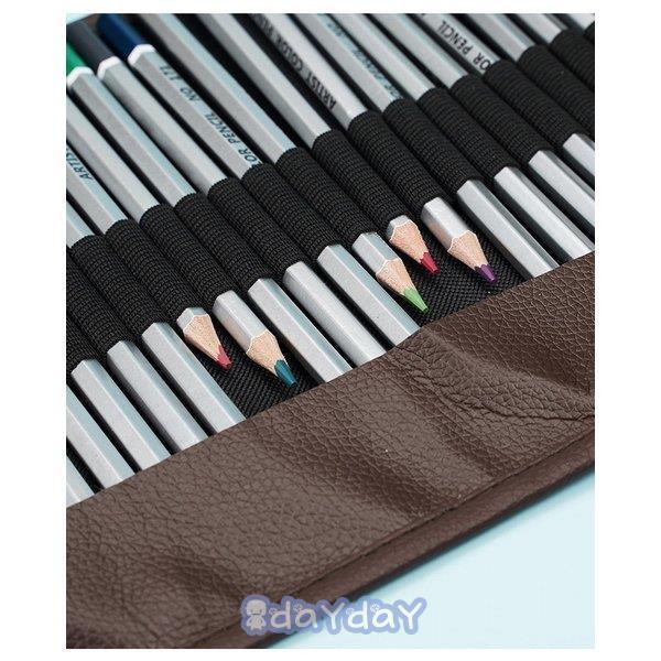 72色セット 色鉛筆 カラーペン 油性色鉛筆 絵の具 アート鉛筆 スケッチ用 プレゼント 収納ケース ギフト 文房具 塗り絵用 子供 学生 dayday-shop 05