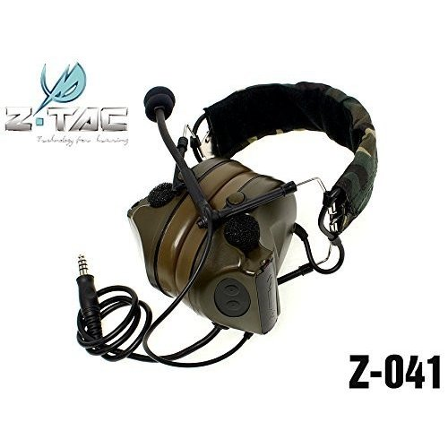 ZTACTICAL Comtac II タクティカルヘッドセット [並行輸入品]
